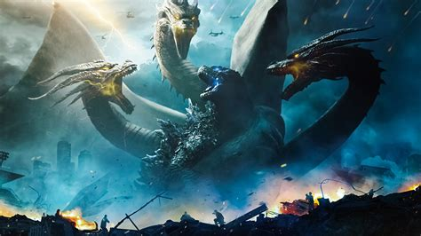 Godzilla King of the Monsters 4K Wallpapers | HD