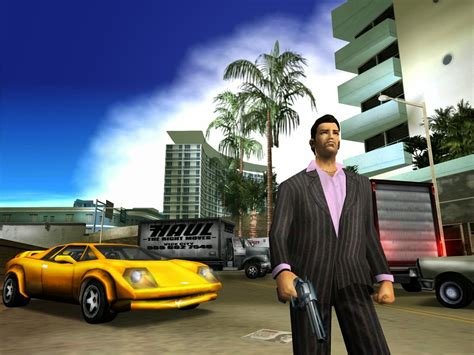 GTA Vice City Full Version GameFree Download For Windows 7