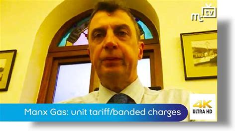 Manx Gas: unit tariff/banded charges   MT TV   iom news on