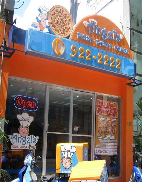 Franchising Guide: Angel's Pizza Pasta Combo - Business