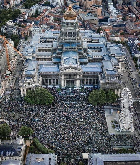 Brussels today in 2020 | Protests today, Blm, Drone