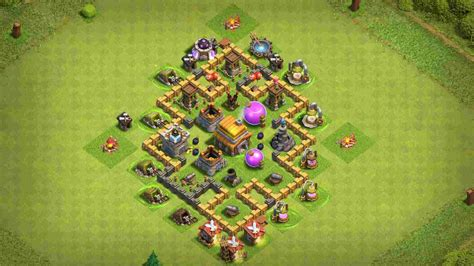 12+ Best Town Hall 5 Trophy Base Links 2020 (New!)