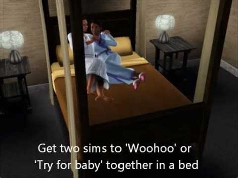 Sims 3 - What Woohoo looks like without bed! (Uncensored