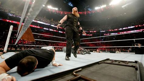 WWE TLC quiz: Test your tables, ladders and chairs