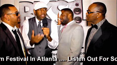 R&B Group THE RUDE BOYS Sing In Interview with BKS1 RADIO