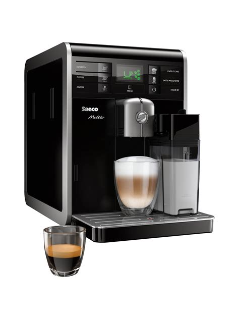 Philips Saeco HD8769/08 Moltio Bean-to-Cup Coffee Machine