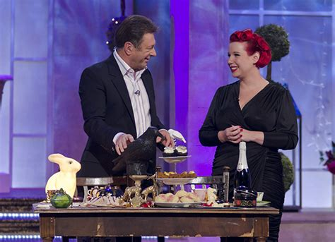 Escape to the Chateau: Dick and Angel Strawbridge look