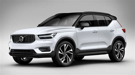 2017 Volvo XC40 R-Design - Wallpapers and HD Images | Car