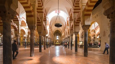Religious Pictures: View Images of Cordoba Mosque