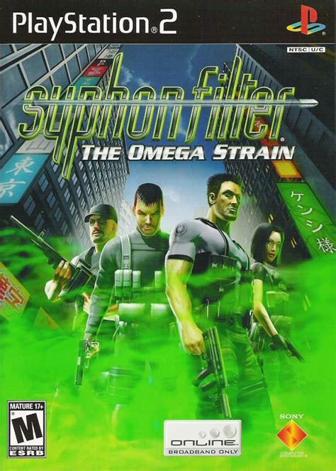 Syphon Filter: The Omega Strain for PlayStation 2 (2004