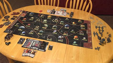 Star Wars Rebellion - May the 4th be with you! - The Board