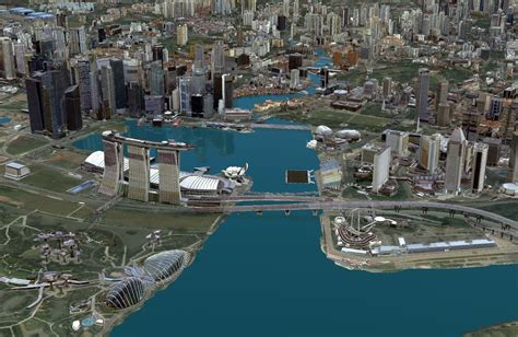 Innovation in 3D is Putting Singapore Land Authority on