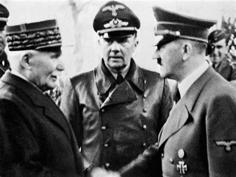 France Opens Access to Petain's Vichy Regime Nazi