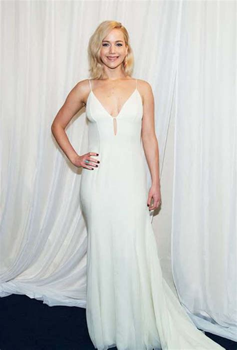 Jennifer Lawrence's Wedding Dress (And All The Details Of