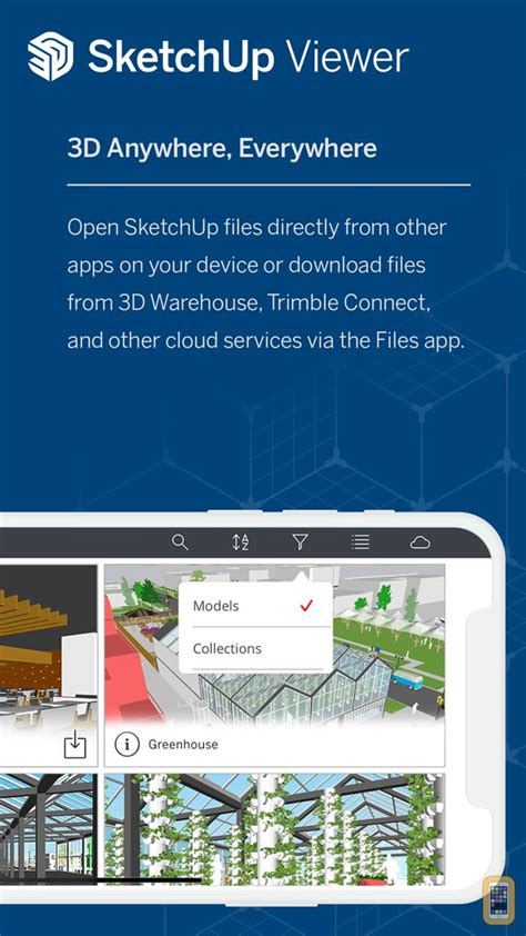 SketchUp Viewer for iPhone & iPad - App Info & Stats