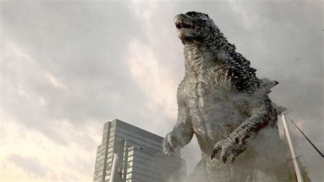 'Godzilla' stomps his way to year's second-highest box