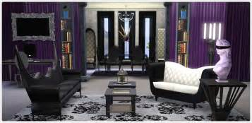 Gothic Glamour- Living Room and Home Office Collection