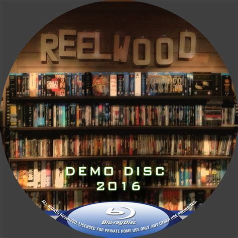 Reelwood Demo Disc 2016 -Dolby Atmos -dts:X - online