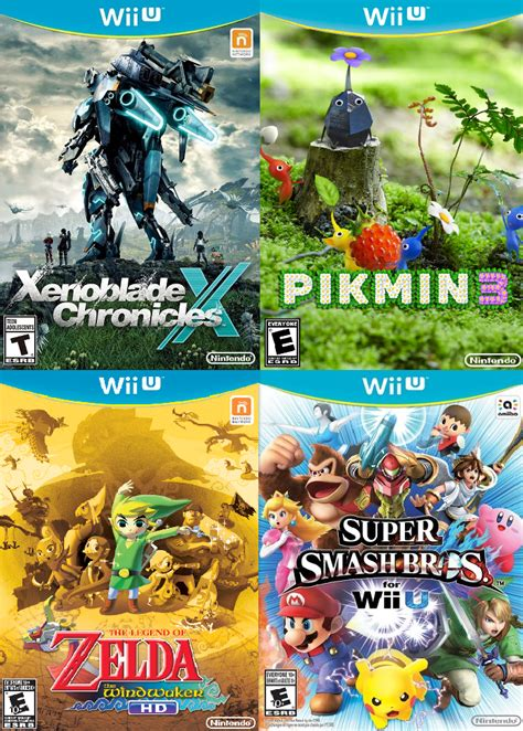 Now that we're finally getting more ports from Wii U