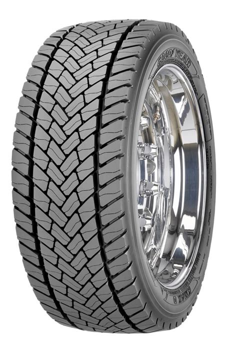 Goodyear Reinvents the Truck Tire: Introduction of KMAX