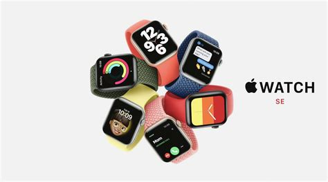 Apple Unveils new 2020 Apple Watch Series 6 and Apple