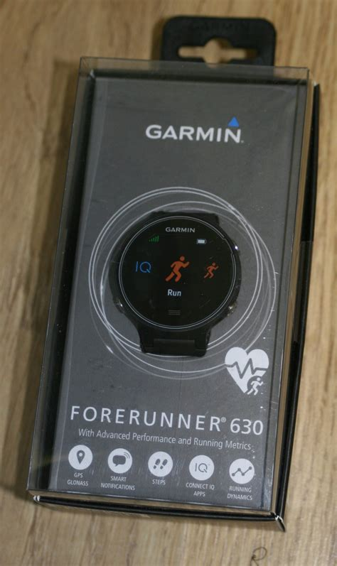 Garmin Forerunner 635 for August ?? (Note the question