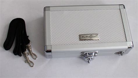 NDS LITE METAL CASE Nintendo DS Travel Silver Cover NEW | eBay