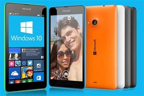Windows 10 Mobile Update models and how to install It