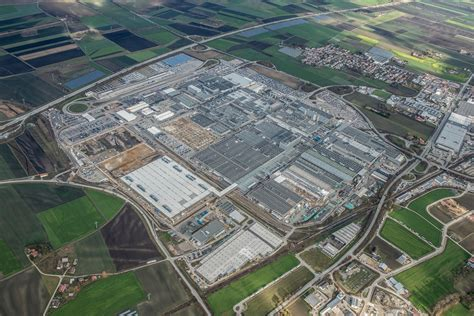 BMW Group Plant Dingolfing   IGP Completing Projects