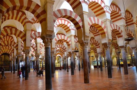 Exploring the Mosque-Cathedral of Córdoba, Spain | The