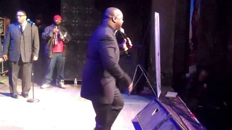 """Joe Little III of The Famous Rude Boys Singing """"Are You"""