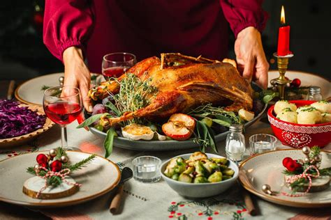 Christmas Continental: Food Traditions Around The World