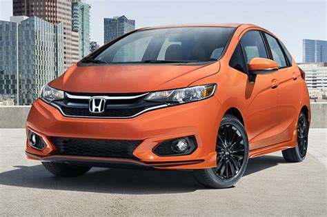 2018 Honda Jazz, Known As Fit in US, Details Unveiled