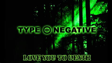 Type O Negative - Love You To Death (Ironcross cover