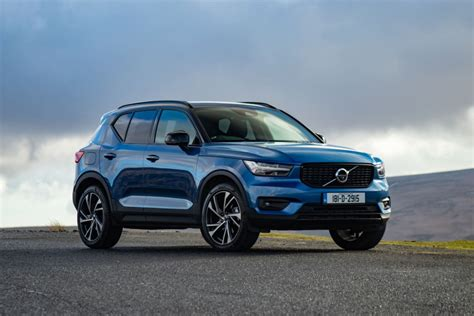 The Volvo XC40 R-Design Is An Unstoppable Off Road Tank
