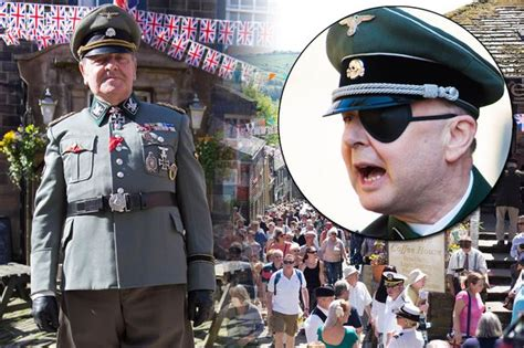 Men in Nazi uniforms spark fury at 1940s charity weekend