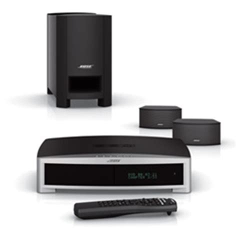 Bose® 3-2-1® GS Series III DVD Home Entertainment System